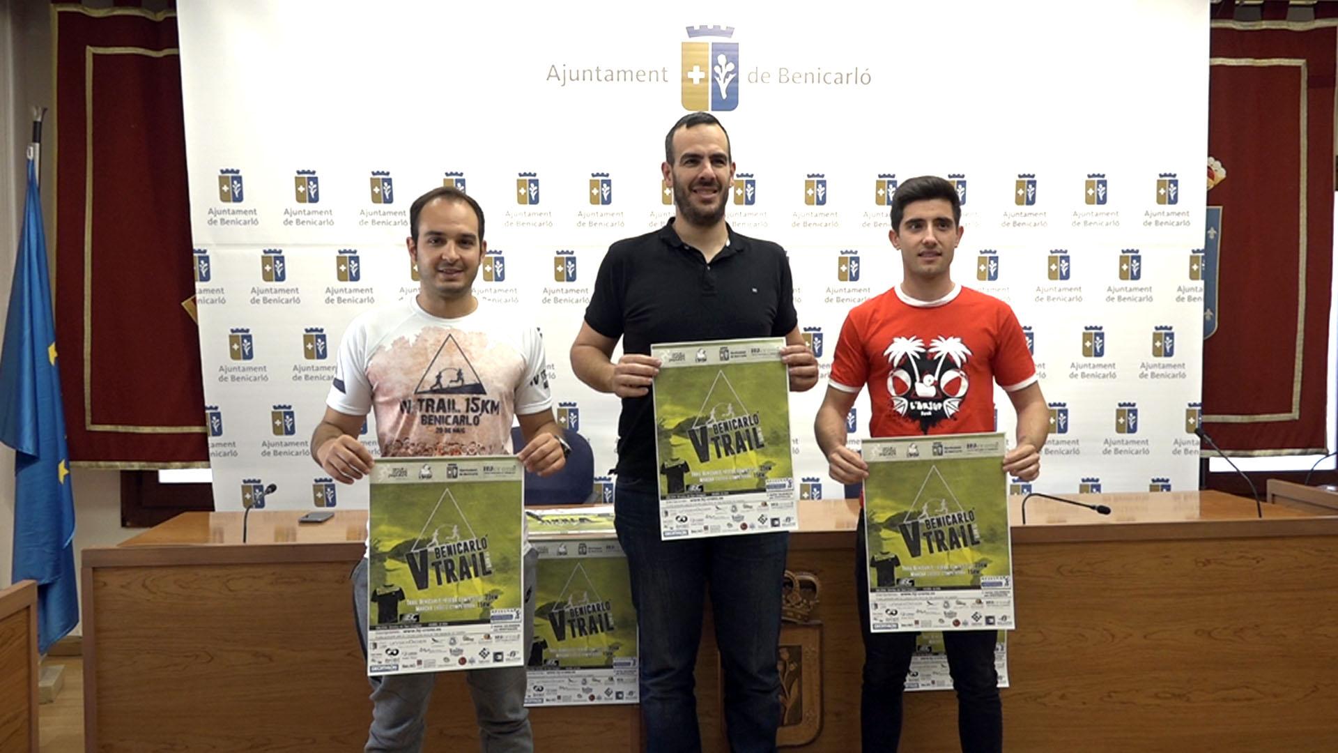 Benicarló, es presenta el 5è Trail amb dos recorreguts de 23 i 15Km com a principals novetats