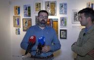 Benicarló; Inauguració de l'exposició de treballs de final de curs de la Universitat Popular de Benicarló al Museu de la Ciutat 31-05-2019