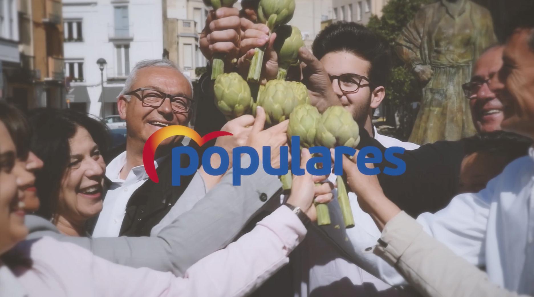 Benicarló, el PP presenta el vídeo de campanya amb un resum de les propostes més destacades
