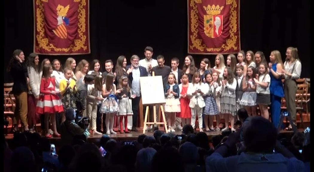 Vinaròs, Carmen Espuny i Ariadne Pablos elegides reines de les festes de Sant Joan i Sant Pere