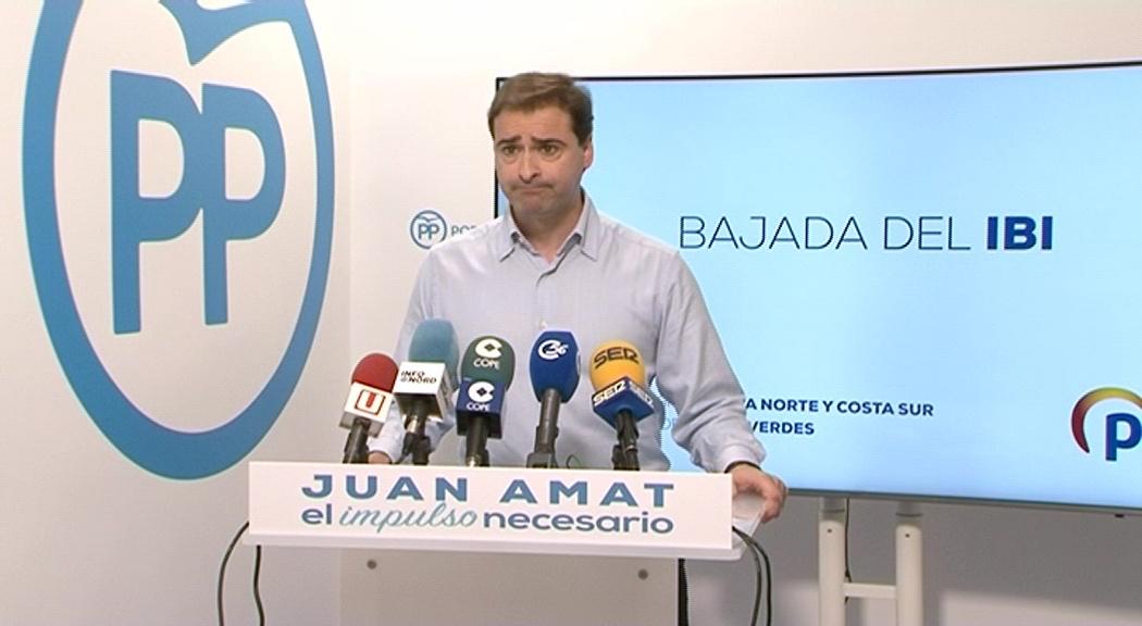 Vinaròs, el PP proposa rebaixar els impostos de l'IBI i del ICIO