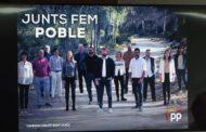 Sant Jordi, el PP presenta la candidatura amb la reeleció de Sánchez com a alcaldable