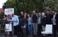 Benicarló, L'Esquerra Benicarló presenta la candidatura amb Barberà al capdavant de la llista