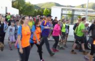 Santa Magdalena, prop de 200 persones gaudeixen de la 10a Marxa Senderista