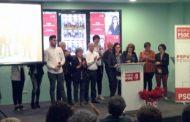 Peníscola; presentació de la candidatura del PSPV-PSOE 19-05-2019
