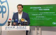 Vinaròs; roda de premsa del PP 21-05-2019