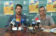 Vinaròs; roda de premsa de la Regidoria de Joventut 21-05-2019