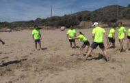 Alcanar, més de 150 joves participen en la 5a Trobada de Rugbi del Montsià