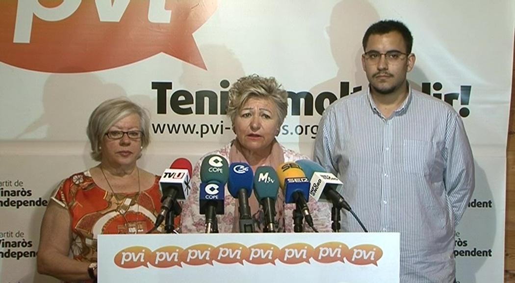 Vinaròs, el PVI assenyala que el Govern Municipal era coneixedor de l'existència del compte del Consell Agrari
