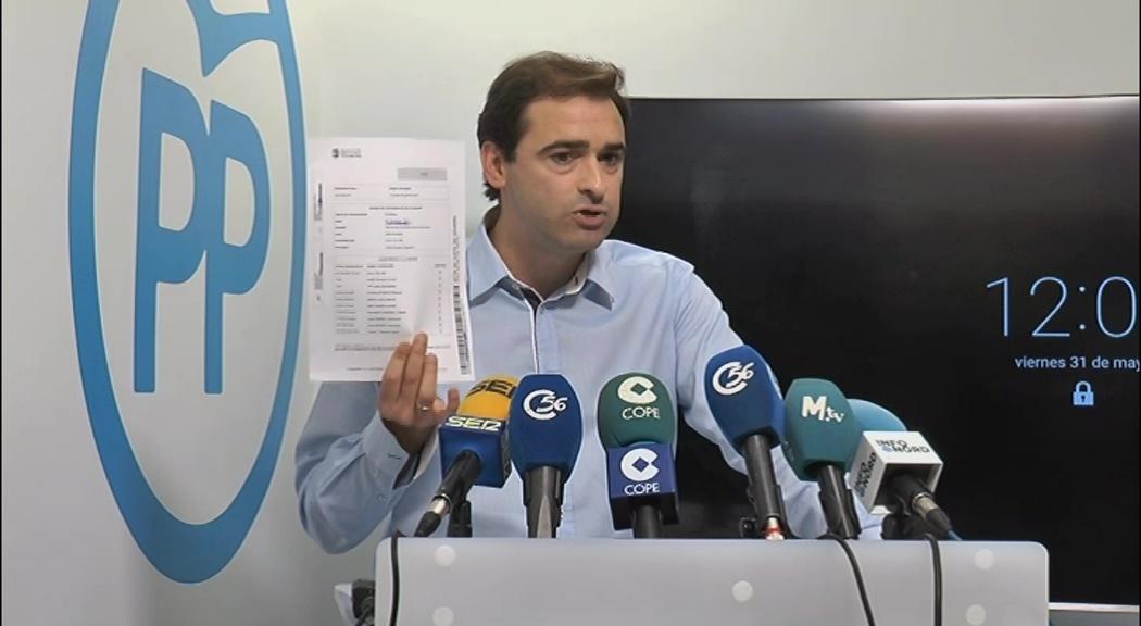 Vinaròs, el PP acusa al Govern Municipal de ser corrupte per l'extracció de diners del compte del Consell Agrari