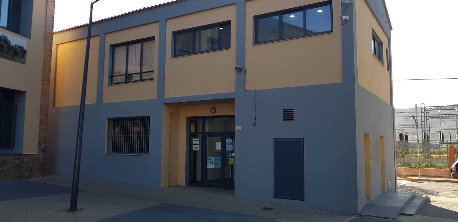 Alcalà, l'Ajuntament millorarà l'accessibilitat de l'edifici dels Serveis Socials