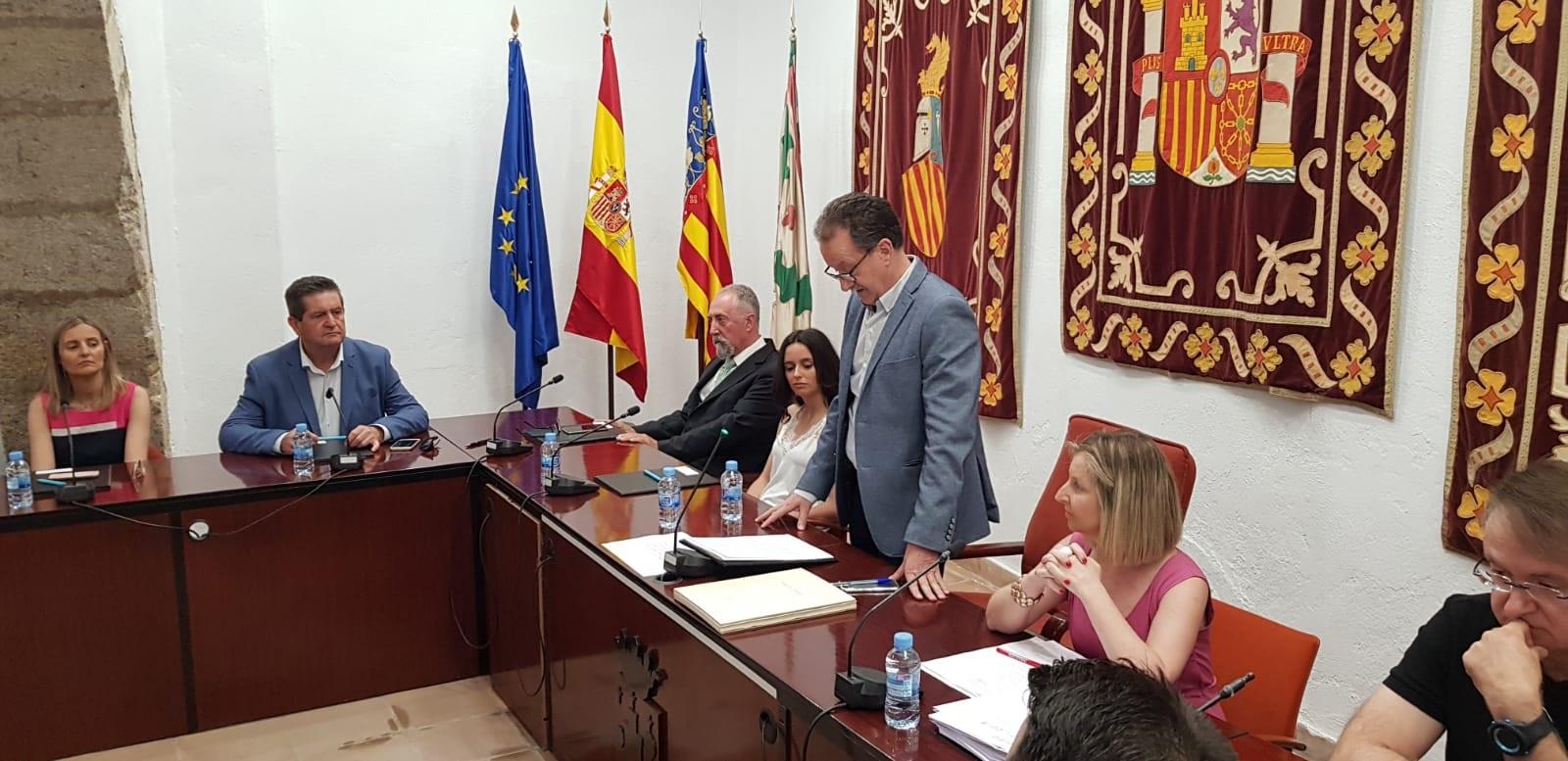 Alcalà, l'Ajuntament dona a conèixer la distribució del nou Govern Municipal