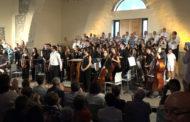 Benicarló; Concert del Coro Gregoriano La Salle, l'Orquestra Clàssica, Cor de Veus Blanques, i Veus Joves de L'O.C.B., al Magatzem de la Mar de Benicarló 16-06-2019