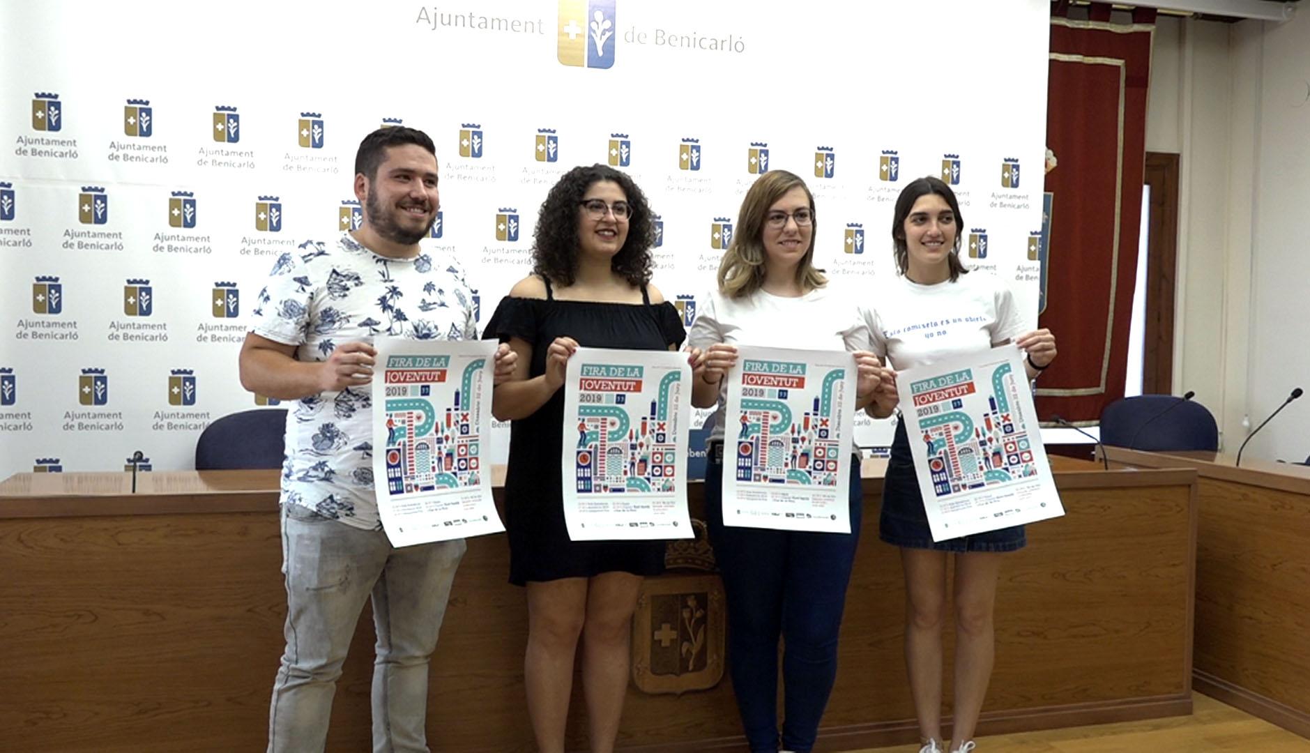 Benicarló, la Fira de la Joventut comptarà amb l'actuació de Xavier Sarrià i la cursa dels Autos Locos