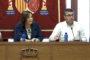 Vinaròs; roda de premsa de l'Ajuntament 12-06-2019