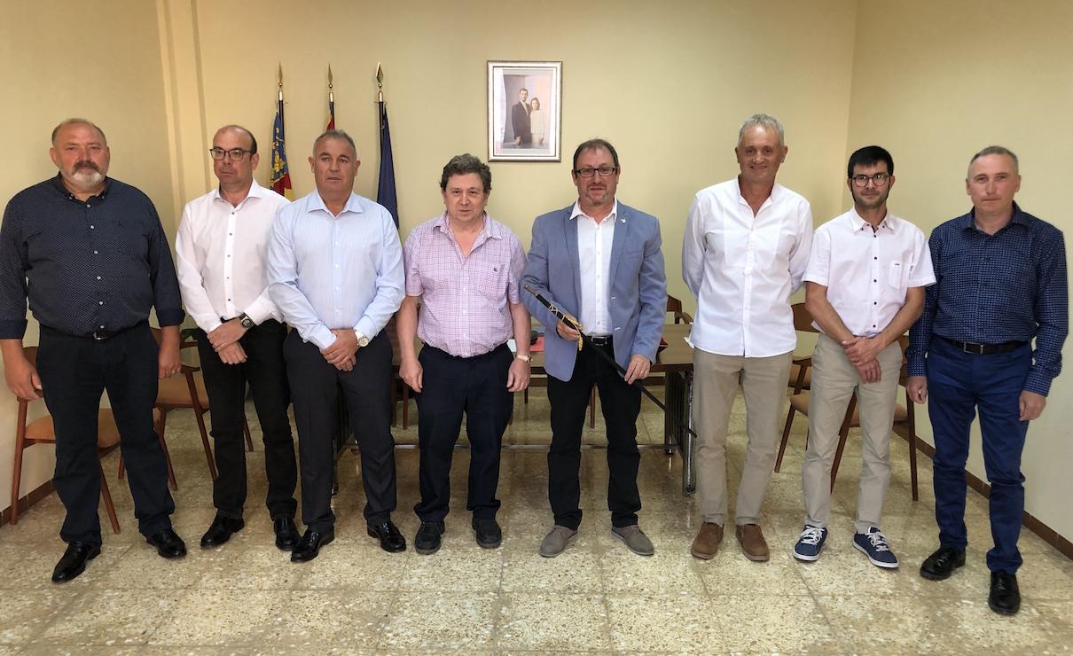 Santa Magdalena, el socialista Sergio Bou és investit de nou alcalde de la localitat