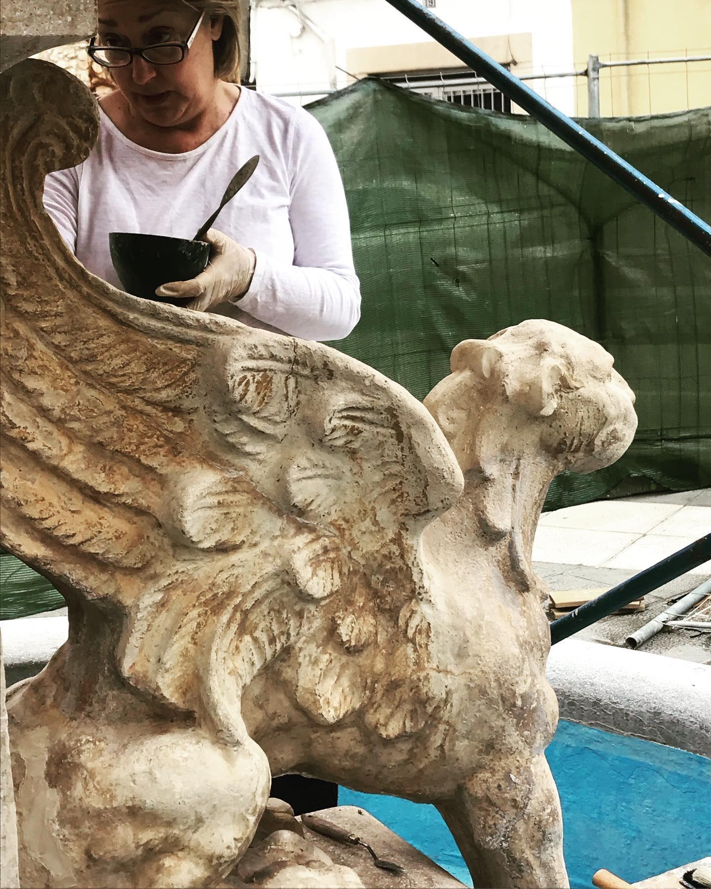 Canet, comencen les obres de restauració de la Font de Sant Miquel