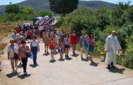 Canet celebra la festa de Santa Isabel amb la romeria fins a l'ermita