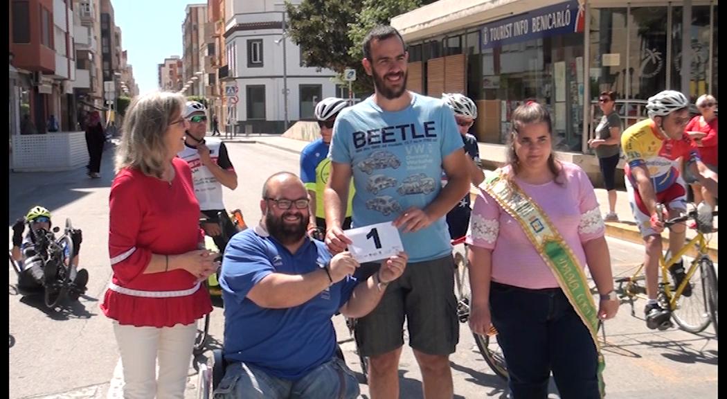 Benicarló, celebra el 8è Certamen de Ciclisme Adaptat