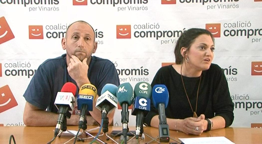 Vinaròs, Compromís inicia un nou projecte política amb Paula Cerdà al capdavant
