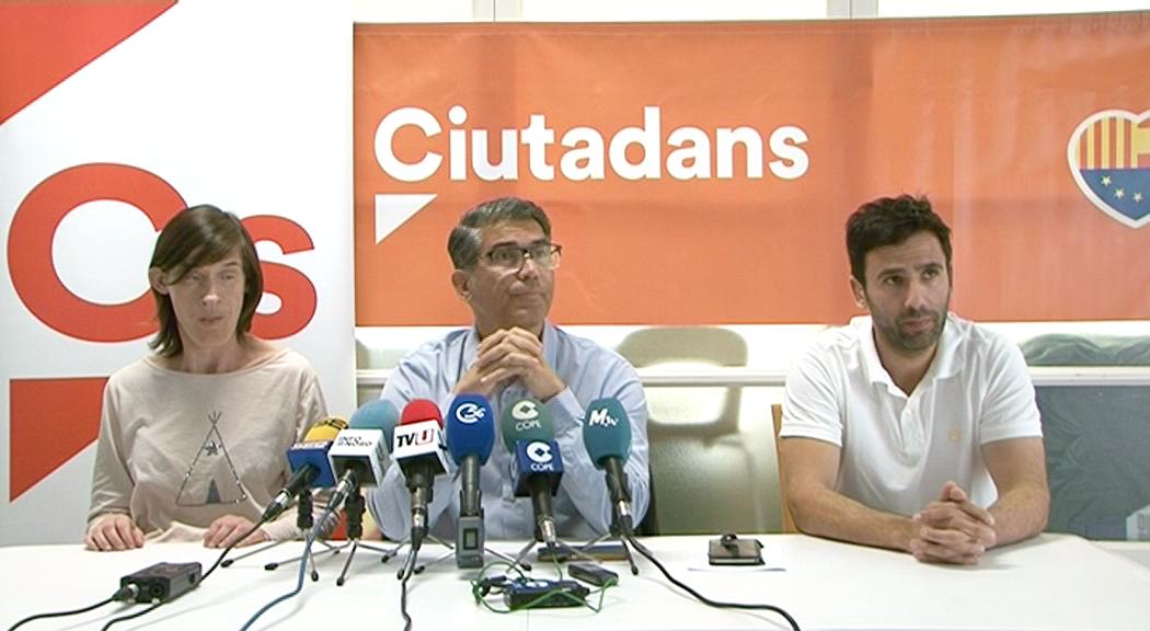 Vinaròs, Ciutadans anuncia que farà una oposició positiva i des del consens