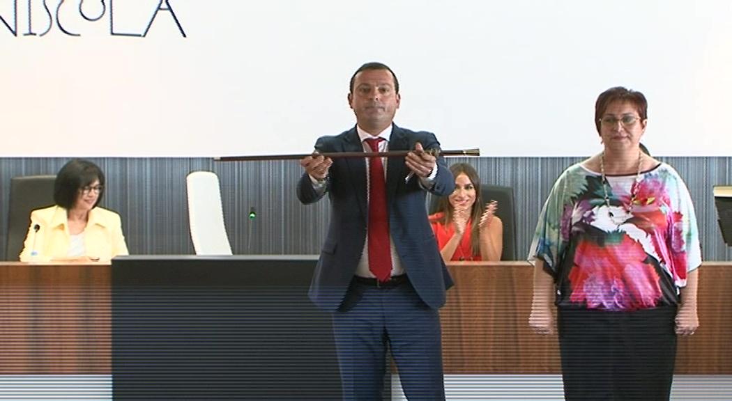 Peníscola, Andrés Martínez repetirà una nova legislatura com alcalde de la localitat