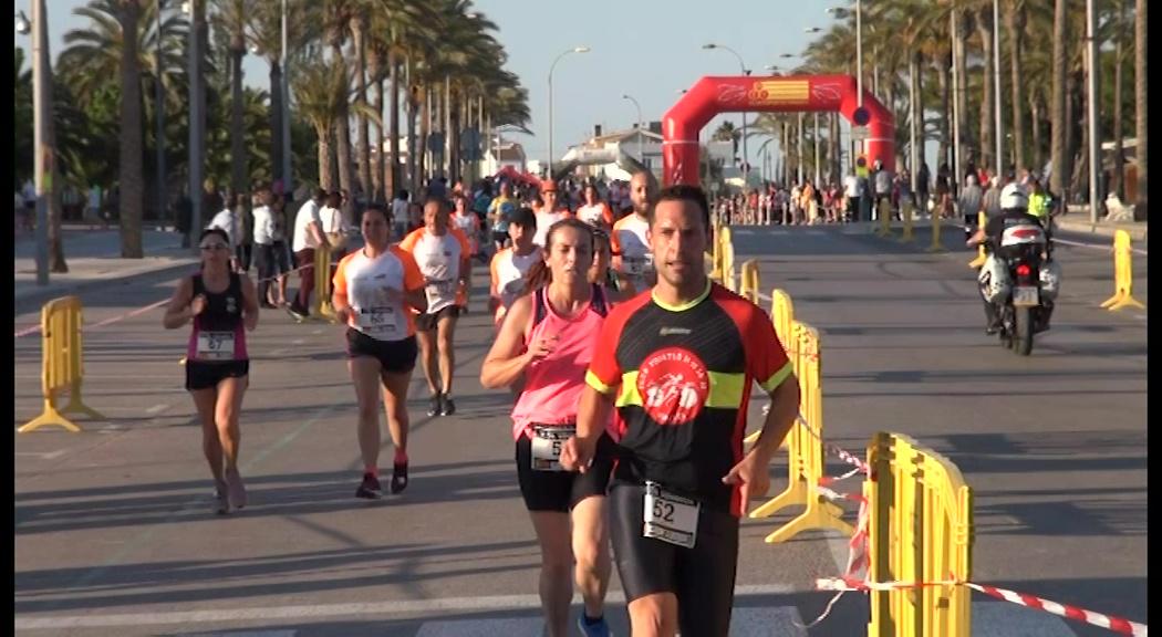 Vinaròs, més de 130 atletes participen en la 5a edició del 5K