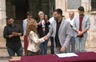 Vinaròs, se signa el pacte del nou Govern Municipal entre el PSPV i TSV