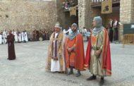 Peníscola, comença la 9a edició de Ciutat Papal