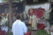 Vinaròs; Processó de Corpus Christi a Vinaròs 23-06-2019