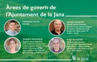 La Jana, l'Ajuntament dona a conèixer la distribució del nou Govern Municipal