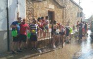 Albocàsser, més de 200 joves participen en la 3a Festa de l'Aigua Intercolles