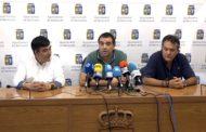 Benicarló; Roda de premsa en relació  al Club Bàsquet Benicarló 11-07-2019