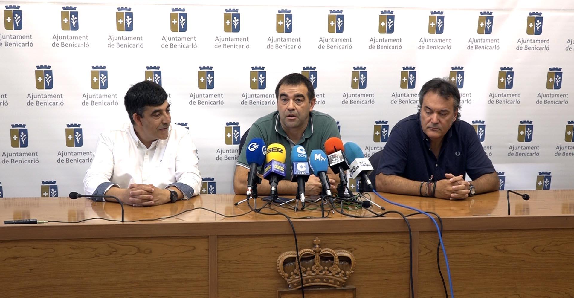 Benicarló, l'Ajuntament es compromet a donar el màxim suport al Bàsquet Benicarló en el nou repte de la LEB Plata