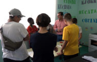 Peníscola; Visita al Centre Juvenil de Peníscola on es realitza el programa «Estiu en el Centre Juvenil» 04-07-2019