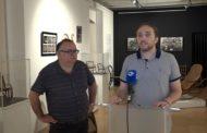 Benicarló; Inauguració de l'exposició «Mobles corbats de Viena i de València», de Julio Vives Chillida al MUCBE 11-07-2019