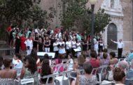 Benicarló; XVI Campanya de Concerts d'Intercanvis Musicals. Corals Kylix, Sant Jaume de Vila-real, i Polifònica Benicarlanda 13-07-2019