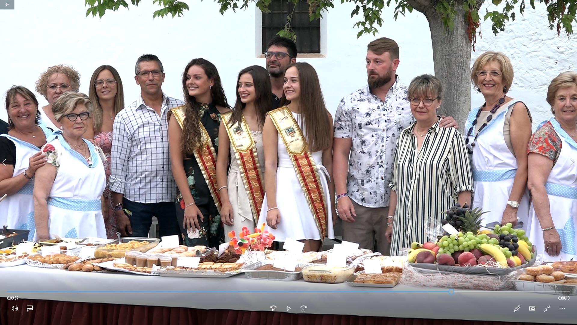Sant Jordi, la 23a Exposició i Degustació de la cuina local atrau centenars de veïns