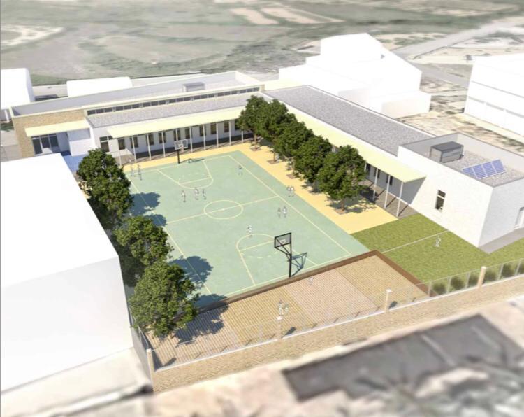 Canet lo Roig adjudica el projecte de disseny de la nou col·legi públic