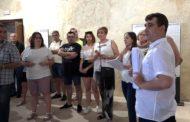 Prop de 300 veïns participen en les visites guiades a la Torre