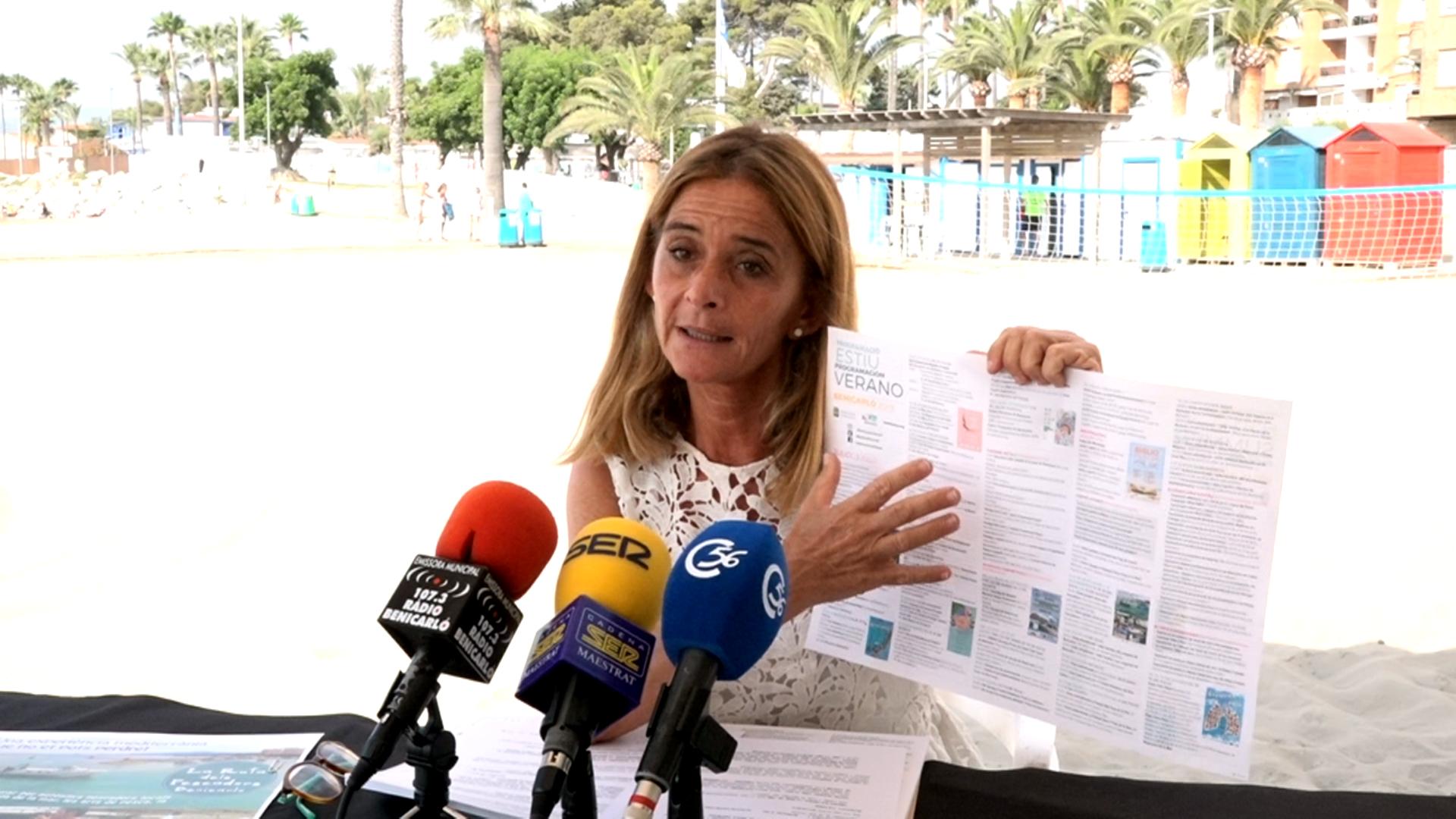 Benicarló, Turisme presenta una amplia programació d'activitats per als mesos de l'estiu