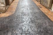La Jana obre el trànsit als carrers on s'han executat les feines d'urbanització