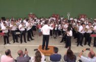 Vilafranca; XXVI Trobada de Bandes de Música 06-07-2019