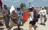Culla Recreació Històrica Taller vestimenta del cavaller 6-07-2019