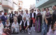 Sant Jordi; Actuació del grup folklòric local 29-07-2019