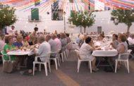 Sant Jordi; Berenar homenatge als nostres majors a la Plaça Espanya 29-07-2019