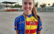 Càlig, la ciclista Carla Pruñonosa es proclama campiona de la Comunitat Valenciana en Pista