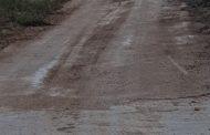 Càlig, la Diputació adequa els camins rurals de  afectats per les pluges