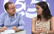 L'ENTREVISTA. Francisco Juan, alcalde, i Selene Blazquez, regidora de Festes, d'Alcalà-Alcossebre 23-08-2019