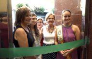 Benicarló; Inauguració de l'exposició «in memoriam» de José Antonio Caldés a la sala d'exposicions de Caixa Benicarló 17-08-2019